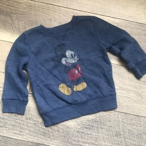 Other - Mickey Mouse Sweatshirt